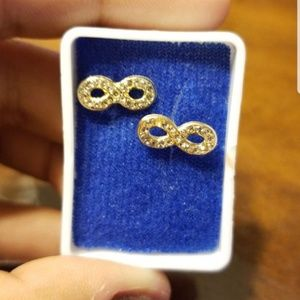 10k Gold Jewelry - Mexican gold earrings